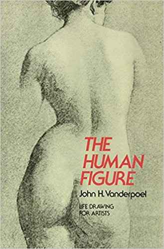 The Best Figure Drawing Books For Artists - The Human Figure byJohn H. Vanderpoel
