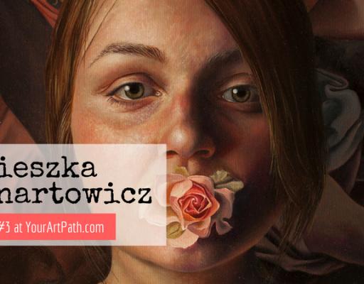 Traditional Painter Agnieszka Nienartowicz (Interview #3)