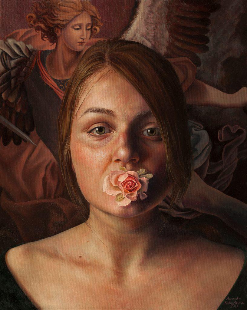 Agnieszka Nienartowicz Fight for Words