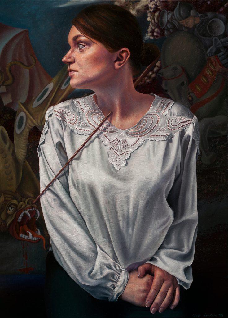 Agnieszka Nienartowicz Killing the Dragon