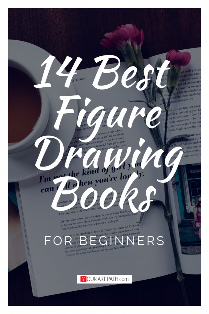 The Best figure drawing books to buy for a beginner