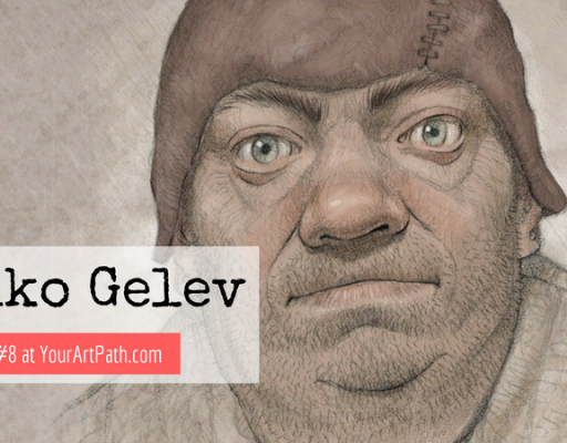 Penko Gelev Freelance Illustrator from Bulgaria (Interview #8)