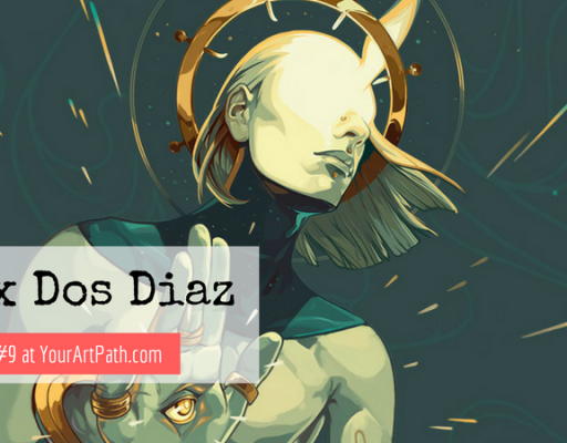 Alex Dos Diaz Uruguay Artist Based in the U.S. (Interview #9)