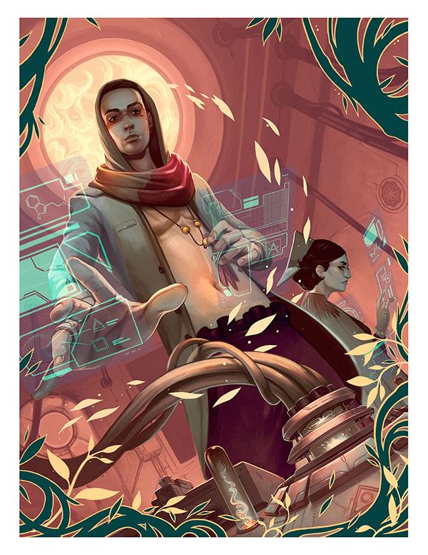 Digital Art Inspiration Ideas by Alex Dos Diaz