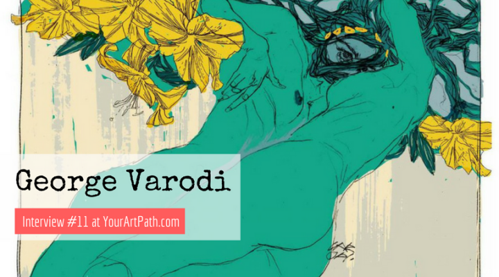 Artist From Russia – George Varodi (Interview #11)