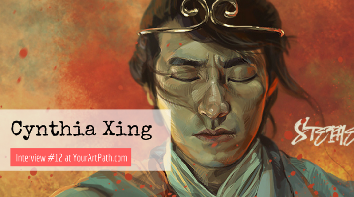 Artist From Beijing – Cynthia Xing (Interview #12)