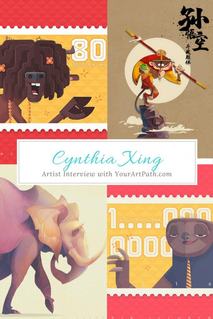 Cynthia Xing Artist Interview