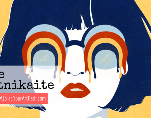 Freelance Illustrator – Egle Plytnikaite (Interview #13)