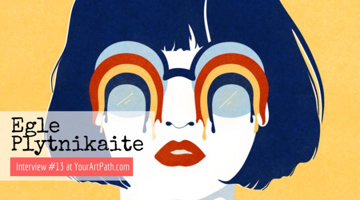 Freelance Illustrator – Egle Plytnikaite (Interview #13)