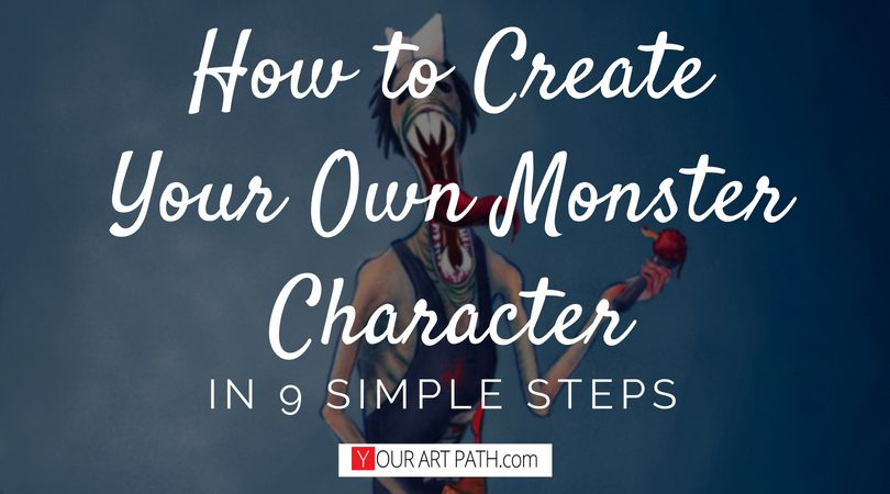 How to Create Your Own Monster Character in 9 Simple Steps