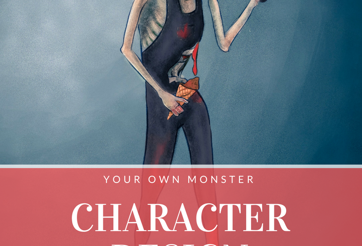 Create Your Own Monster Character in 9 Simple Steps