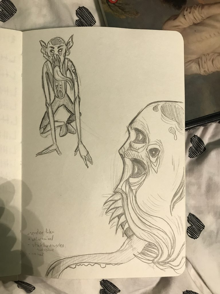 Your Own Monster Character Design