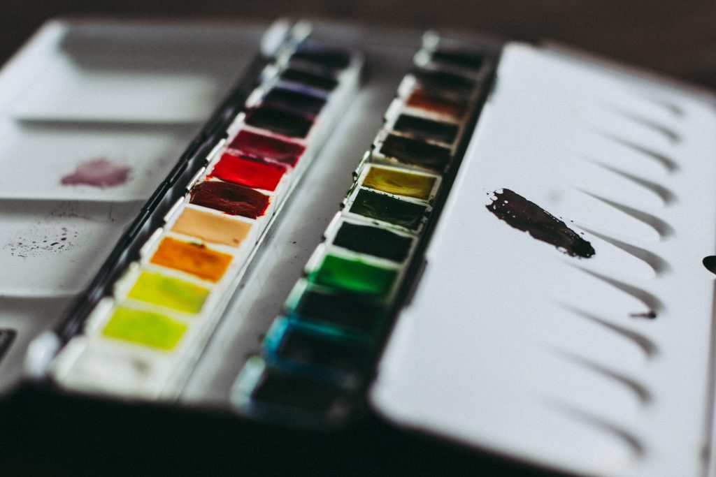 How To Paint In Watercolors from A to Z