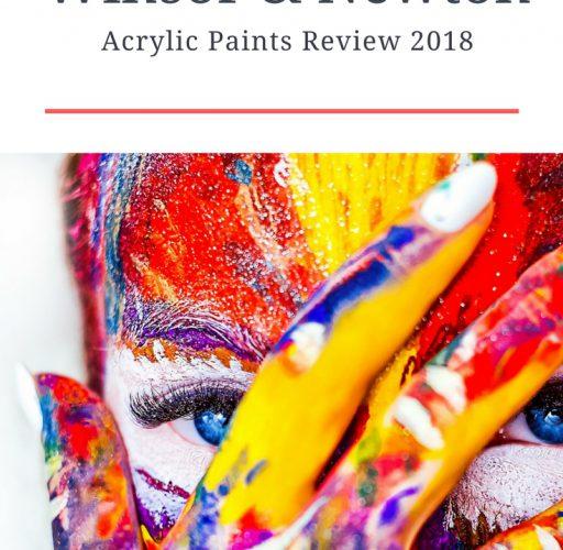 Winsor Newton Acrylic Paint Review 2018