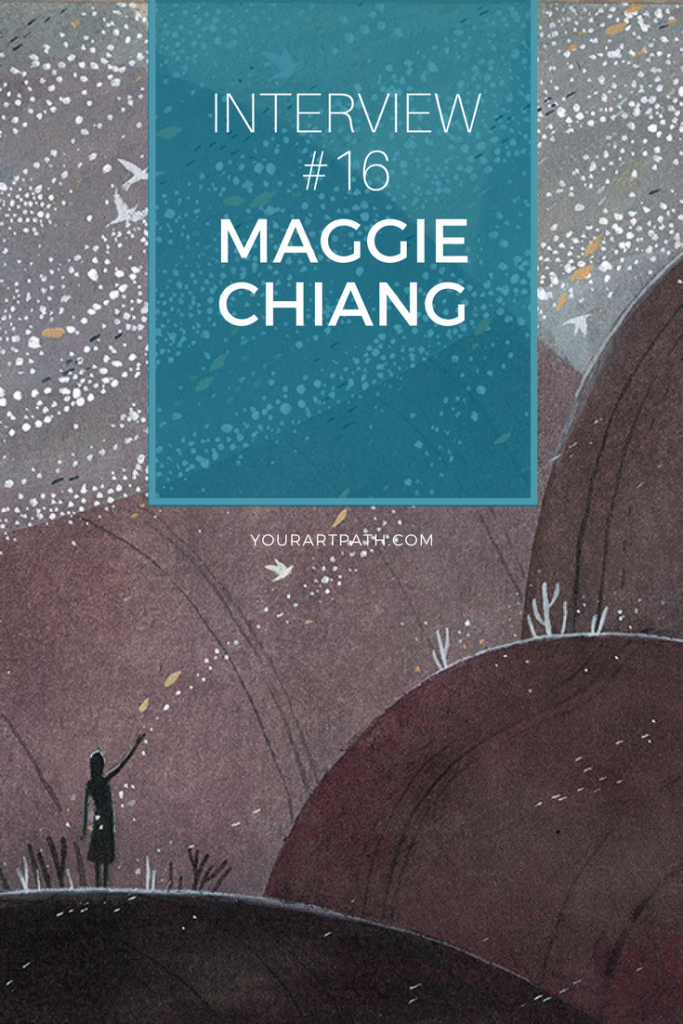 Interview #16 - Maggie Chiang