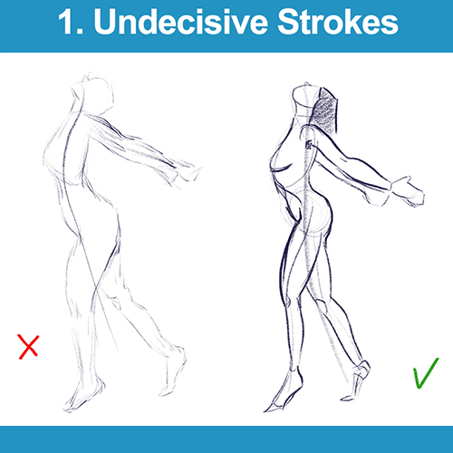 Gesture Drawing Tips And Things To Avoid – YourArtPath