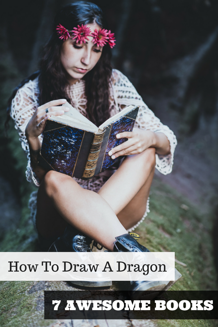 How To Draw A Dragon Books