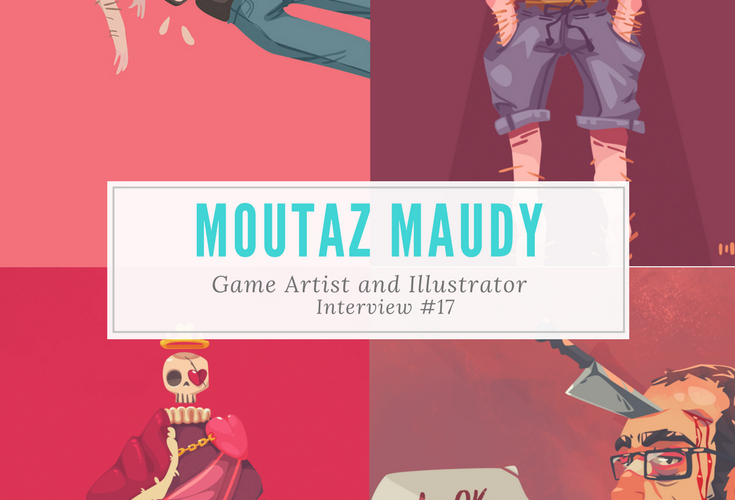 Game Artist and Illustrator Moutaz Maudy (Interview #17)