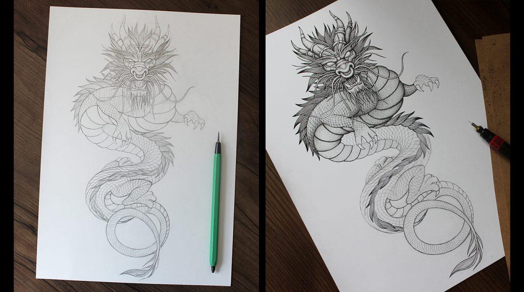 Asian Dragon Process