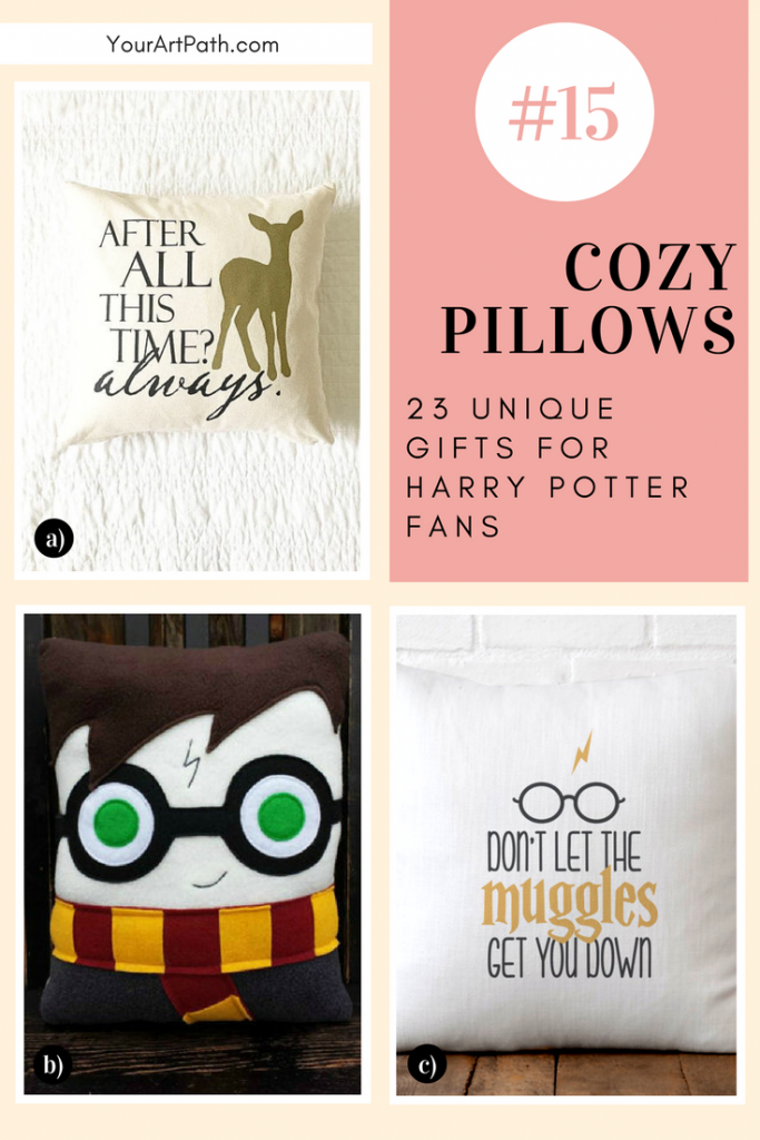23 unique gifts for harry potter fans 23 best gifts for harry potter lovers they are so magical that i want solutioingenieria Image collections