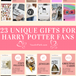 23 Best Gifts For Harry Potter Lovers. They are so magical, that I want them for myself!
