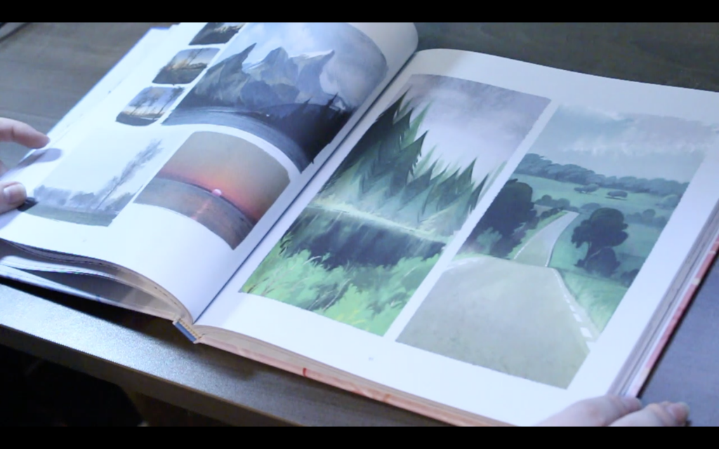 The Sketchbook Of Loish: Art In Progress (+Video Unboxing And Flip Through) Studies and Practice