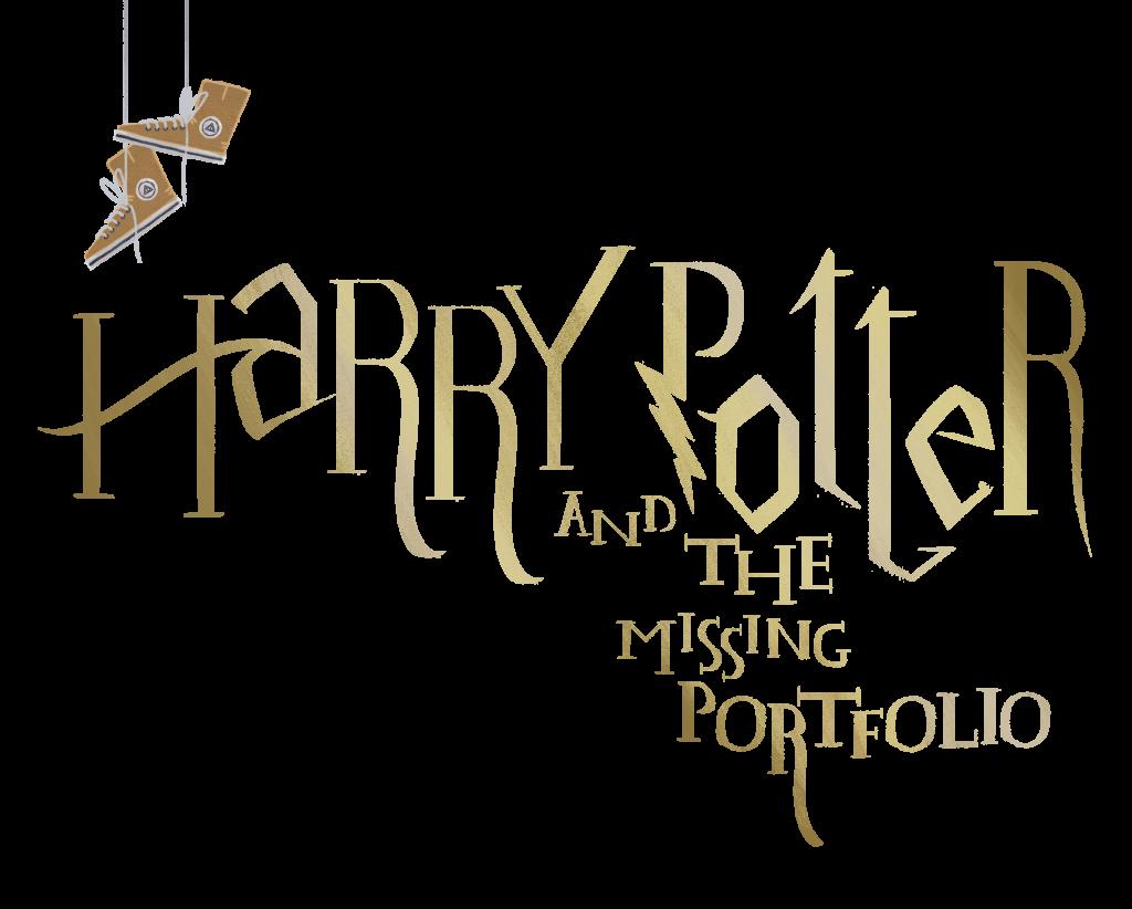 Harry Potter Fan Art in 12 Magical Styles - from Giada Gatti