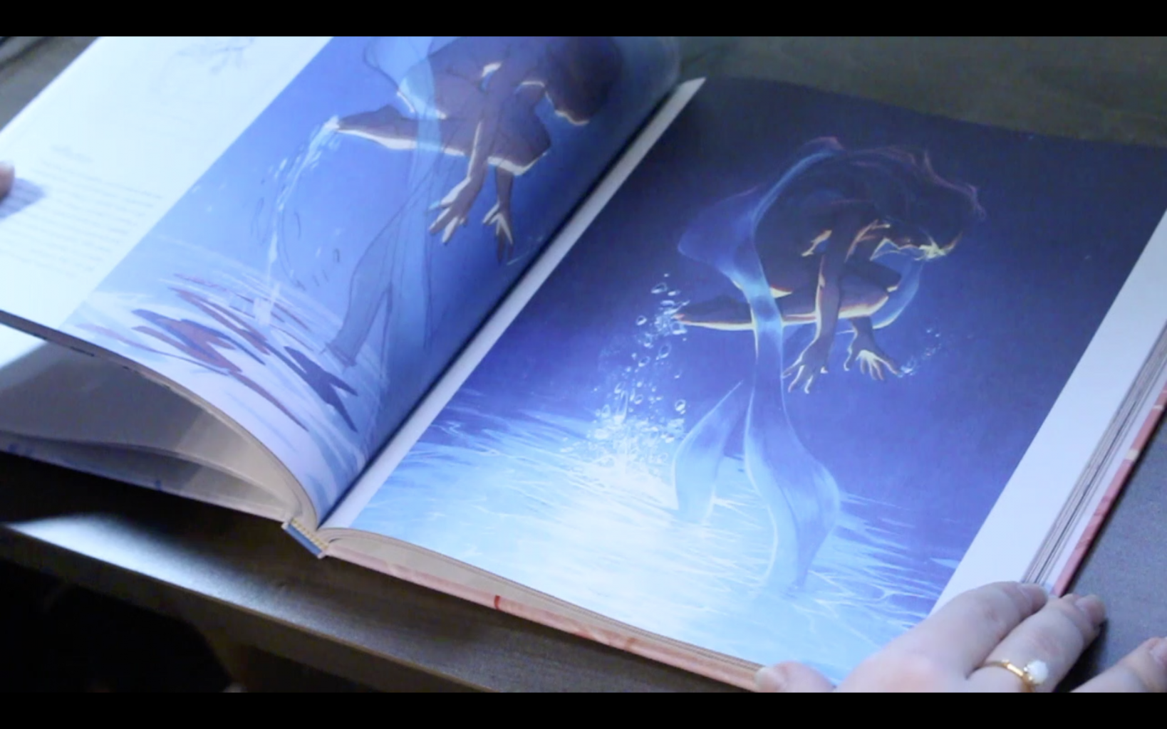 The Sketchbook Of Loish: Art In Progress (+Video Unboxing And Flip Through) From Sketch To Painting