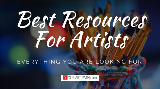 Best Resources For Artists