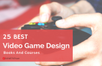 Learn video game design through books and courses
