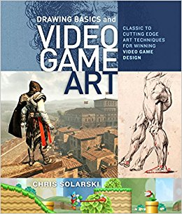 25 Best Video Game Art Design Books