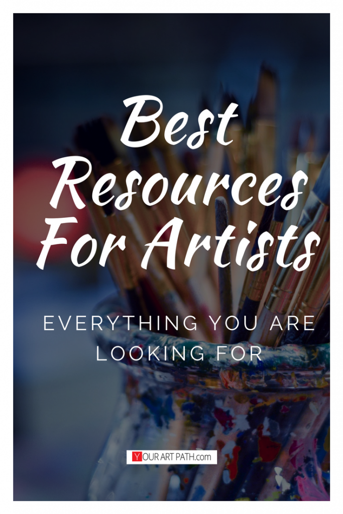 9 Best Resources For Artists