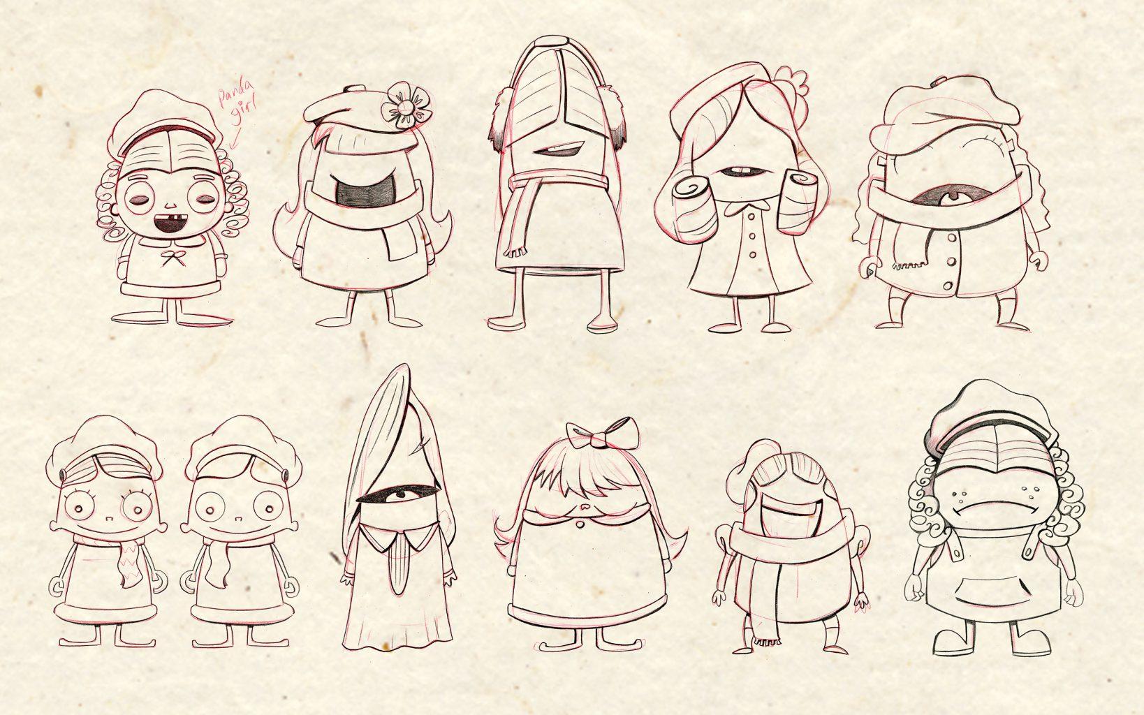 Kids     Character Design Sheet   Character Design Inspiration   Character Model Sheet   Character Inspiration