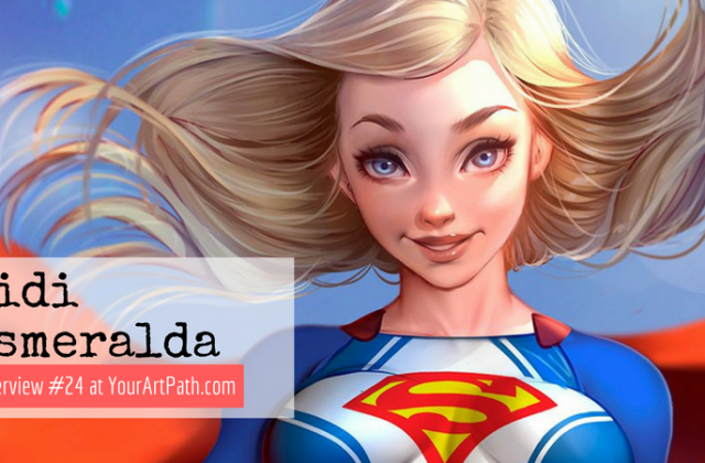 Female Character Design With Didi Esmeralda (Interview #24)