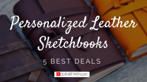 Personalized Sketchbook Gifts | Personalized Journal