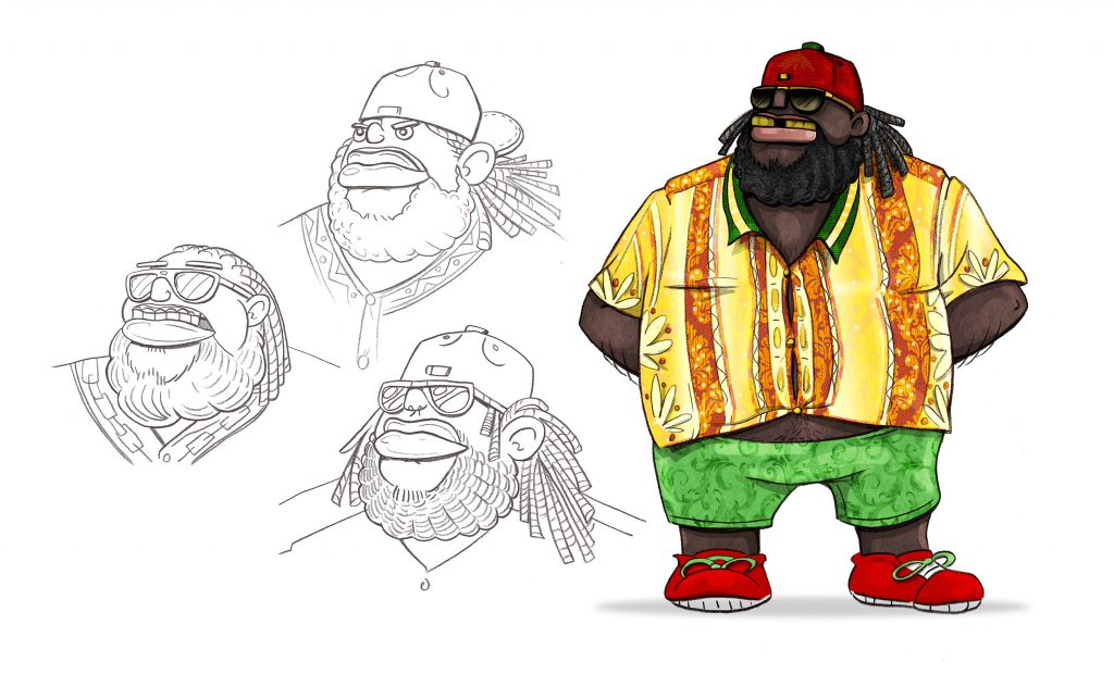 Guy | Character Design Sheet | Character Design Inspiration | Character Model Sheet | Character Inspiration