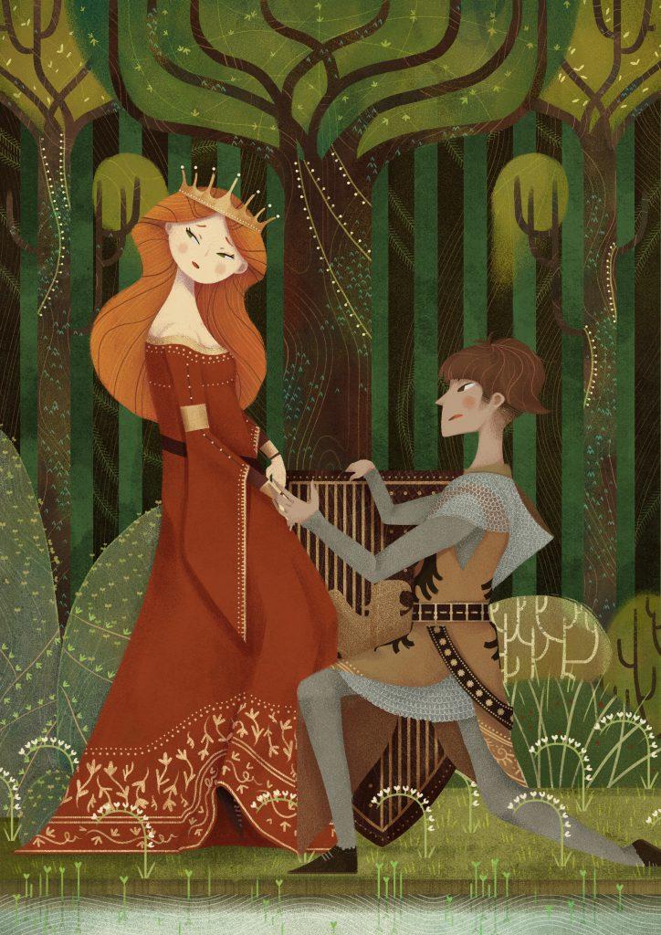 Illustration | Digital Art | Interview With Artist | Fairytail