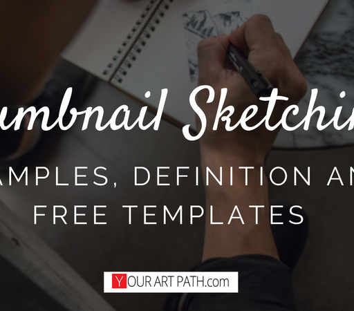 Thumbnail Sketch Examples, Definition and Free Templates