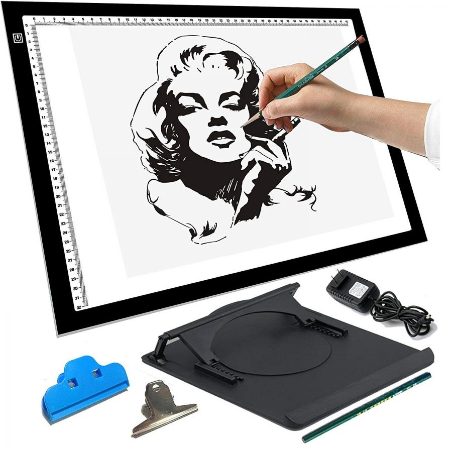 Best Lightbox Ideas For Artists | Lightbox For Tracing Drawings
