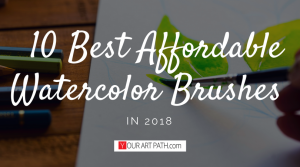best watercolor brushes for beginners