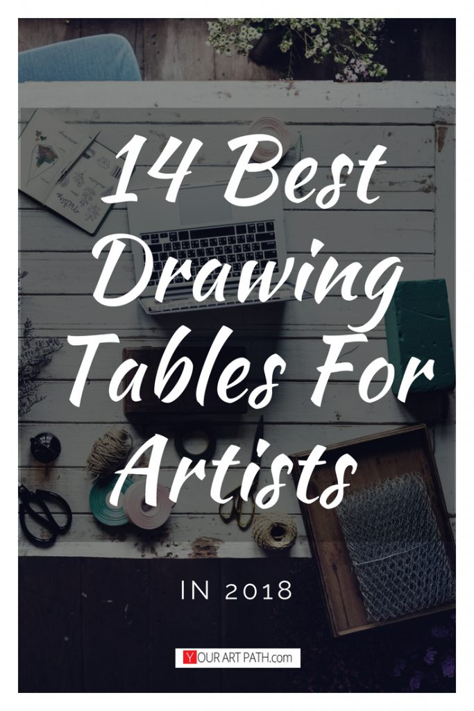 Best Drafting Tables for artists