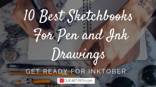 ink sketchbook art journals | ink sketchbook ideas | best sketchbook to buy brands