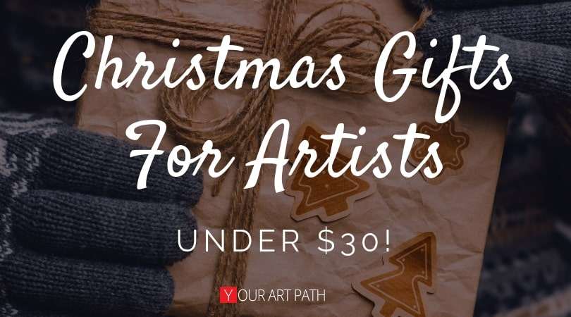 Christmas Gifts For Beginner Artists Under 30 Yourartpath