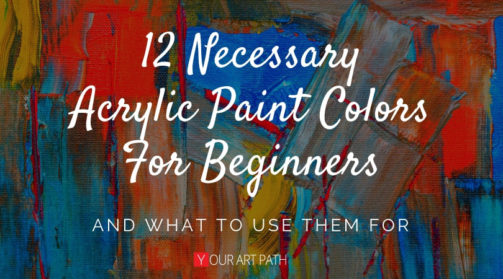 acrylic paint colors products chart | acrylic painting for beginners