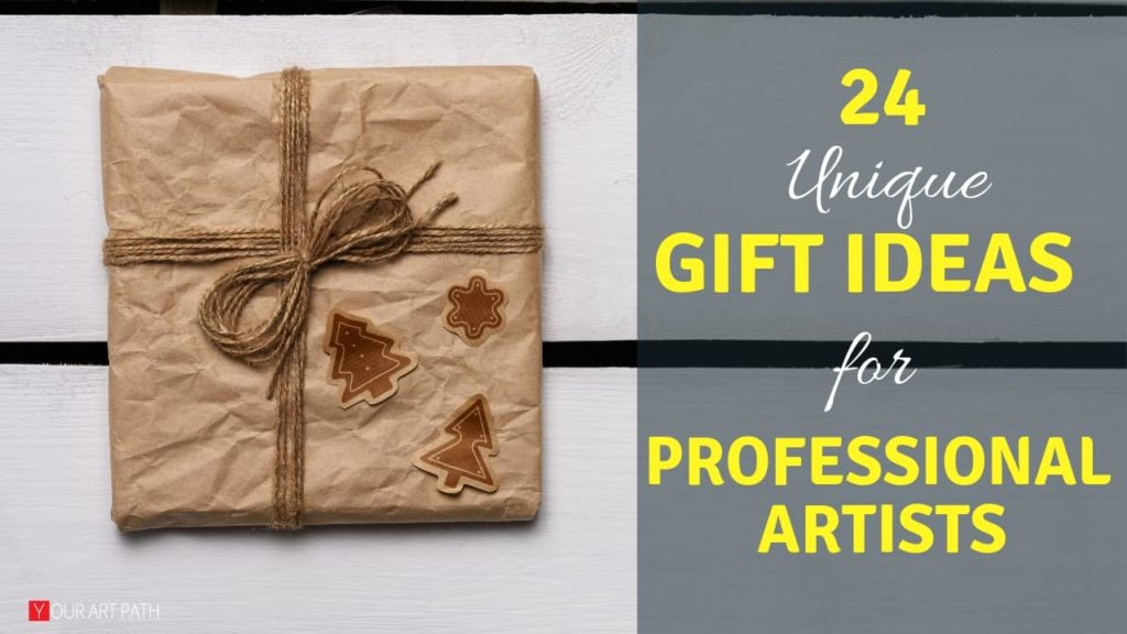 24 Unique Gifts For Professional Artists Time For A Treat Yourartpath