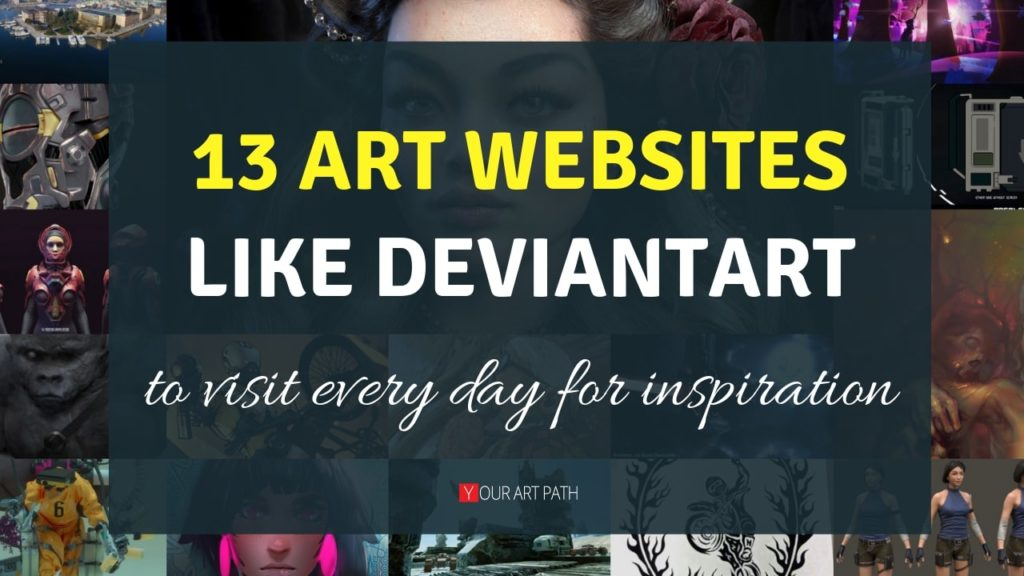 91b05b569a 13 Art Websites Like DeviantArt to Visit Every Day for Inspiration