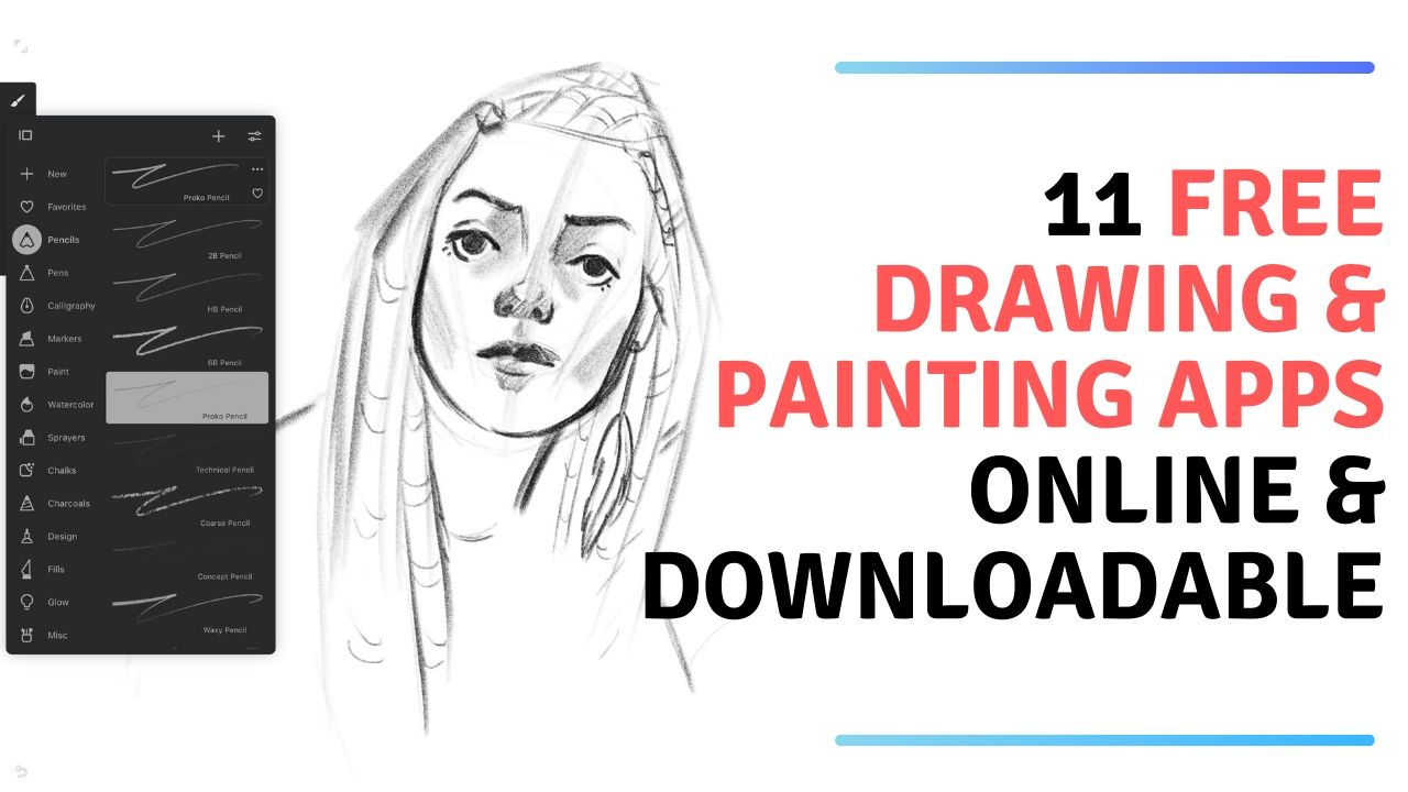 Best Paint Apps 11 Free Drawing Software Online Downloadable