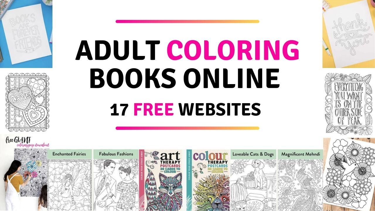Adult books on line